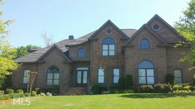 Hoschton Single Family Home For Sale: 991 Ardmore Trl