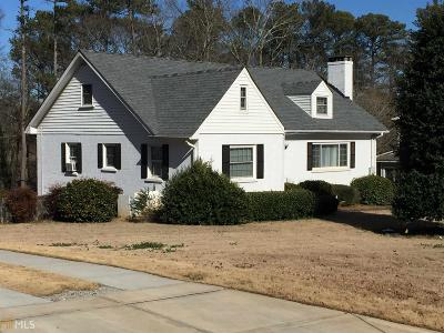 Decatur Single Family Home New: 150 Candler