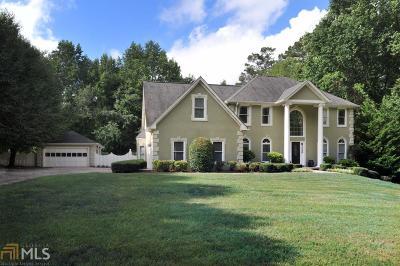Douglasville Single Family Home Under Contract: 6414 Elizabeth Dr