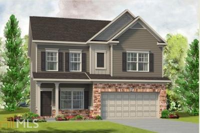 Dawsonville Single Family Home New: 250 Orange Cir
