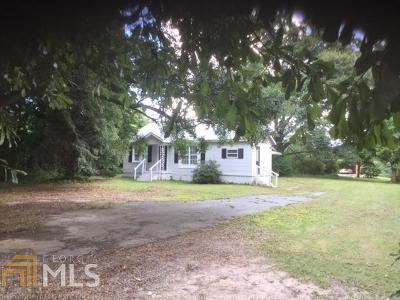 Fayetteville Single Family Home New: 1349 Highway 92 N