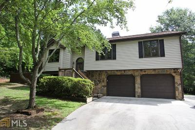Loganville Single Family Home Under Contract: 3535 Irvin Dr