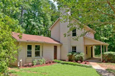 Senoia Single Family Home For Sale: 418 Couch Rd
