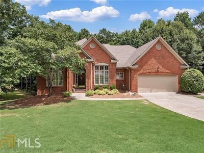 Suwanee Single Family Home For Sale: 6620 Olde Atlanta Pkwy
