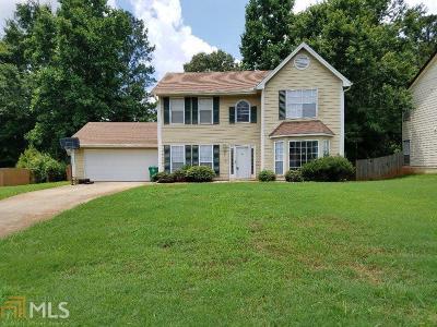 Ellenwood Single Family Home Under Contract: 3582 Cameron Hills Pl