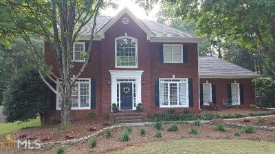 Lawrenceville Single Family Home New: 378 Brookmeade Way #32