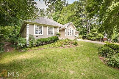 Kennesaw Single Family Home Under Contract: 2001 Greyfield Dr