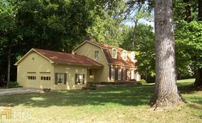 Stone Mountain Single Family Home New: 1284 Ginger Wood Dr