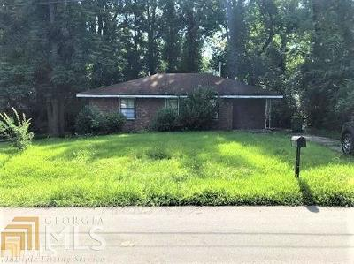 Clayton County Single Family Home Back On Market: 1254 Lloyd Dr