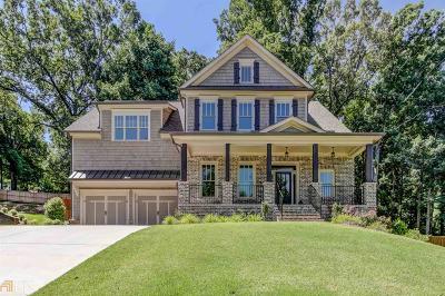 Smyrna Single Family Home New: 1140 Stephens St