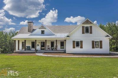 Greensboro Single Family Home For Sale: 1520 Hutchinson Grove Rd