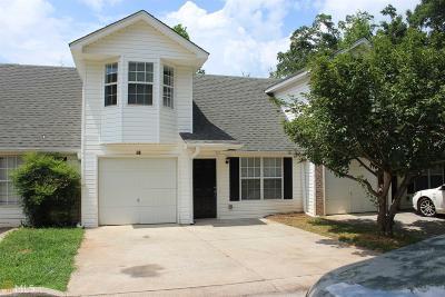 Carroll County Condo/Townhouse For Sale: 209 E Wilson St #75