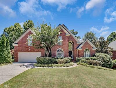 Suwanee Single Family Home New: 6820 Sterling Dr