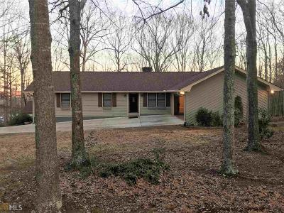 Buford  Single Family Home New: 3803 Carter Rd