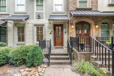 Atlantic Station Condo/Townhouse New: 396 15th St #3