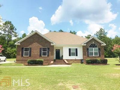 Statesboro Single Family Home For Sale: 405 Coley Boyd Rd