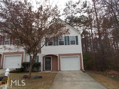 Clayton County Condo/Townhouse New: 6655 Sunset Park
