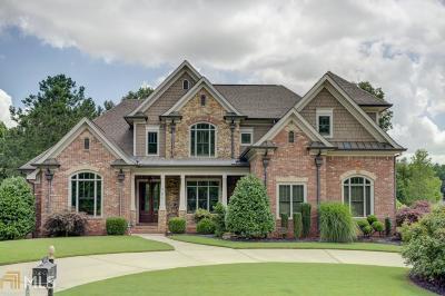 Alpharetta Single Family Home New: 727 Creekside Bnd