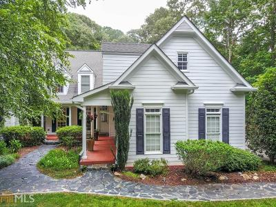 Woodstock Single Family Home Under Contract: 622 Apache Trl