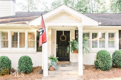 Atlanta Single Family Home New: 501 Brookfield Dr
