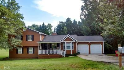 Winder Single Family Home New: 820 Ruswood Cir