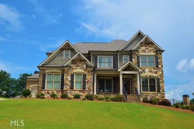 Hoschton Single Family Home For Sale: 4761 Gablestone Dr