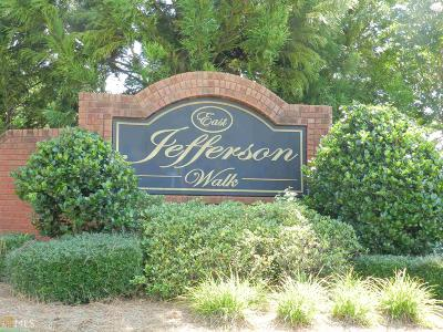 Jefferson Residential Lots & Land New: 1300 Jefferson Walk Cir #7 B