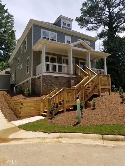 Smyrna Single Family Home New: 2631 Rosalyn Ln
