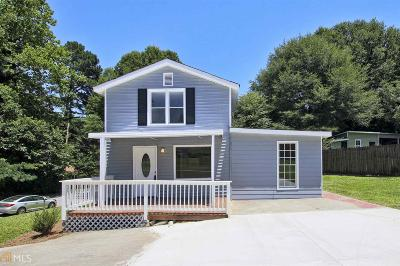 Lawrenceville Single Family Home Under Contract: 26 Herbert Hayes Dr