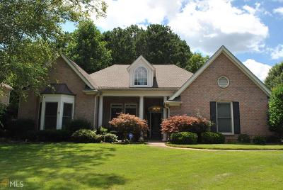 Newnan Single Family Home New: 388 Lake Forest