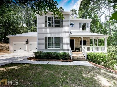 Lake Arrowhead Single Family Home Under Contract: 238 White Antelope St