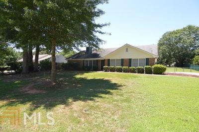 Conyers Single Family Home New: 3887 Partridge