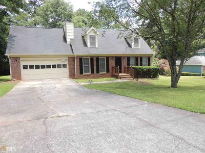 Lithonia Single Family Home Under Contract: 1978 Spencer Oaks Ln