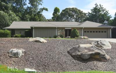 Roswell Single Family Home Under Contract: 830 Saddle Hill Rd