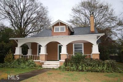 Lagrange GA Single Family Home New: $150,000