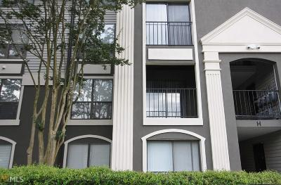 Lenox Green Condo/Townhouse Under Contract: 2657 Lenox Rd #H-108