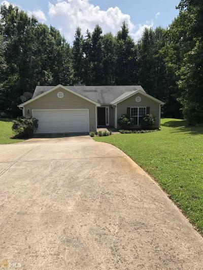 Statham GA Single Family Home New: $157,000