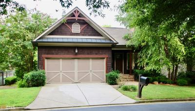 Gainesville Single Family Home For Sale: 5811 Swinging Gate Rd