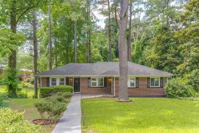 Fulton County Single Family Home New: 1305 Anchor Ter