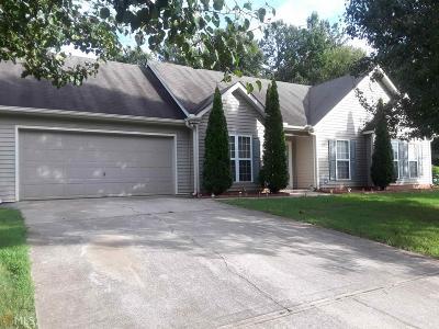 Covington Single Family Home New: 75 Windward Dr #7