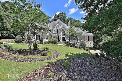 Milton Single Family Home New: 730 Richmond Glen Dr