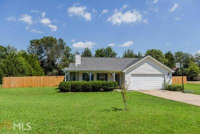 Covington Single Family Home Under Contract: 60 Harlin Ct