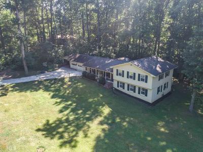 Stone Mountain Single Family Home New: 5462 Rosser Rd