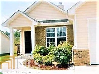 McDonough Single Family Home Under Contract: 1825 Neighborhood Walk