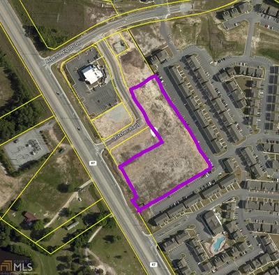 Statesboro Residential Lots & Land New: 26 Independence Way