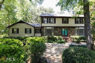 Lilburn Single Family Home New: 3824 Shawnee Run