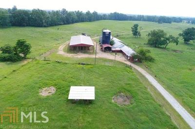 Greene County, Morgan County, Putnam County Single Family Home New: 301 Dennis Station