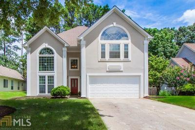 Alpharetta Single Family Home New: 4260 Pinewalk Dr
