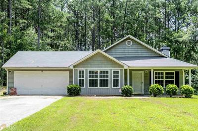 Fayette County Single Family Home New: 126 Butler Rd