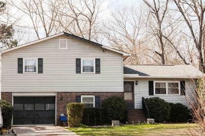 Stone Mountain Single Family Home New: 3019 Tiller Trl
